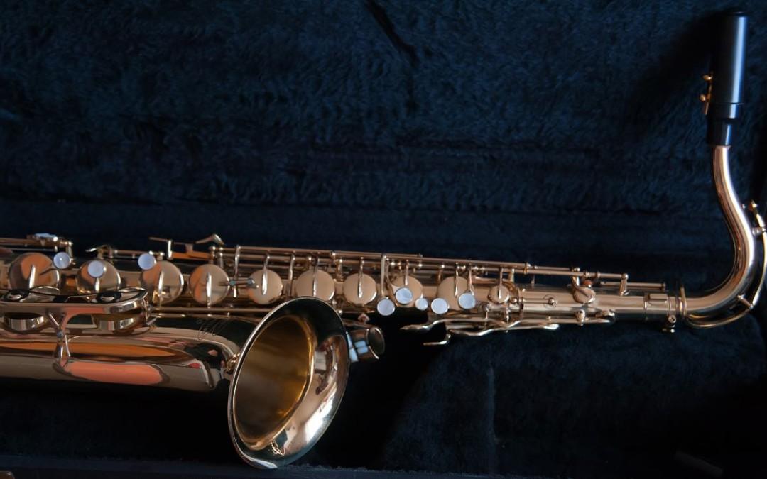 Nytt undervisningstilbud: Saksofon / Klarinett